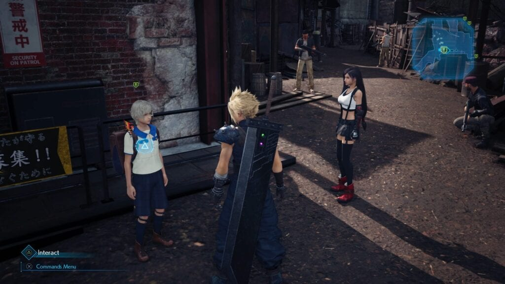 New Final Fantasy VII Remake Screenshots Show Off Questing, Tifa In Action, And More