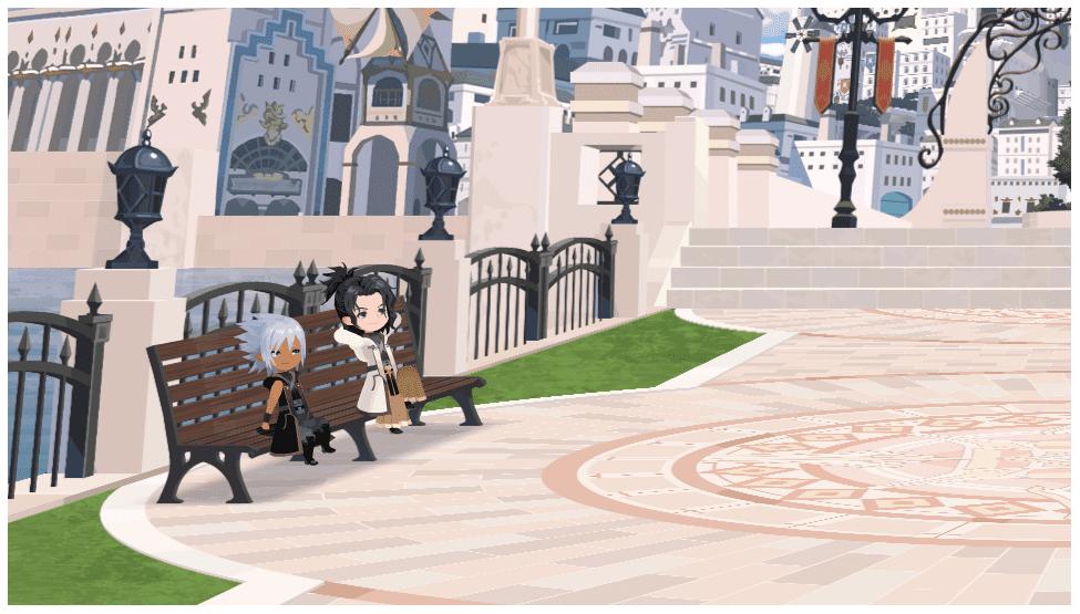 Kingdom Hearts Dark Road