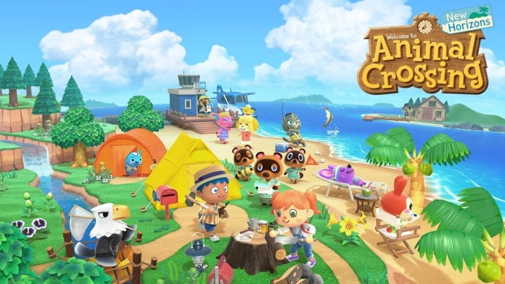 Animal Crossing: New Horzions