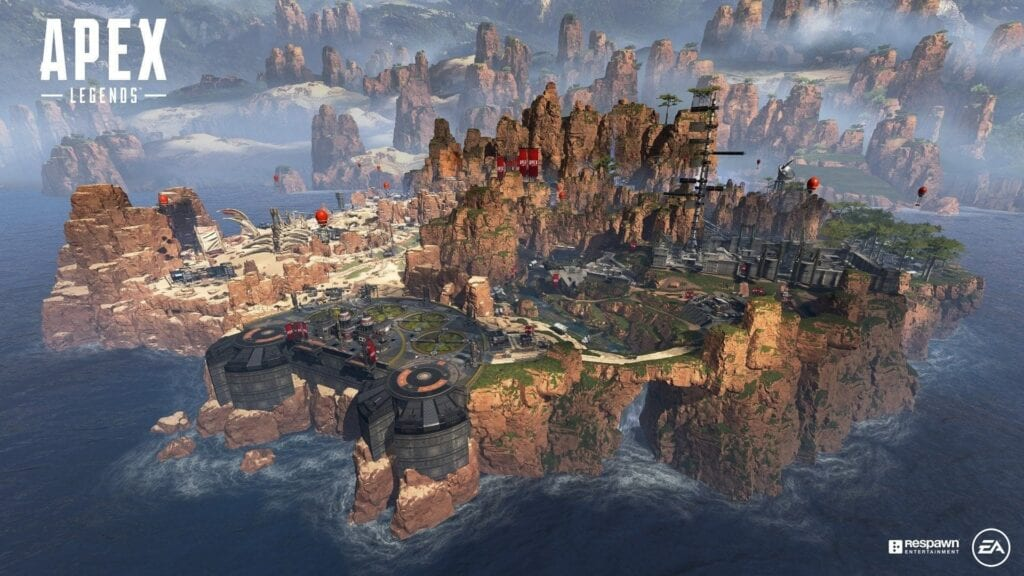 Apex Legends Returning To Kings Canyon For A Limited Time