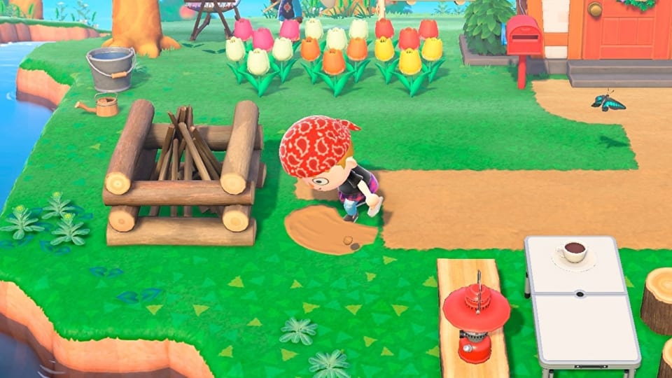 Animal Crossing New Horizons Terraforming