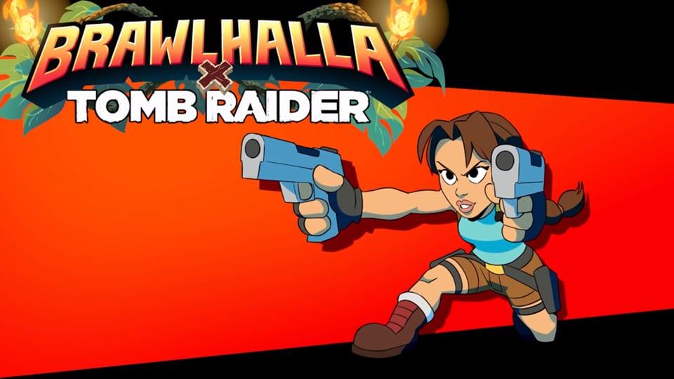 Brawlhalla Lara Croft