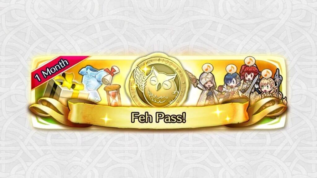 "Fire Emblem Heroes Reveals New ""Feh Pass"" Subscription Service"