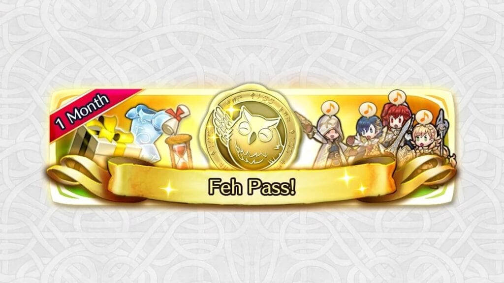 "Fire Emblem Heroes Reveals New ""Feh Pass"" Subscription Service"