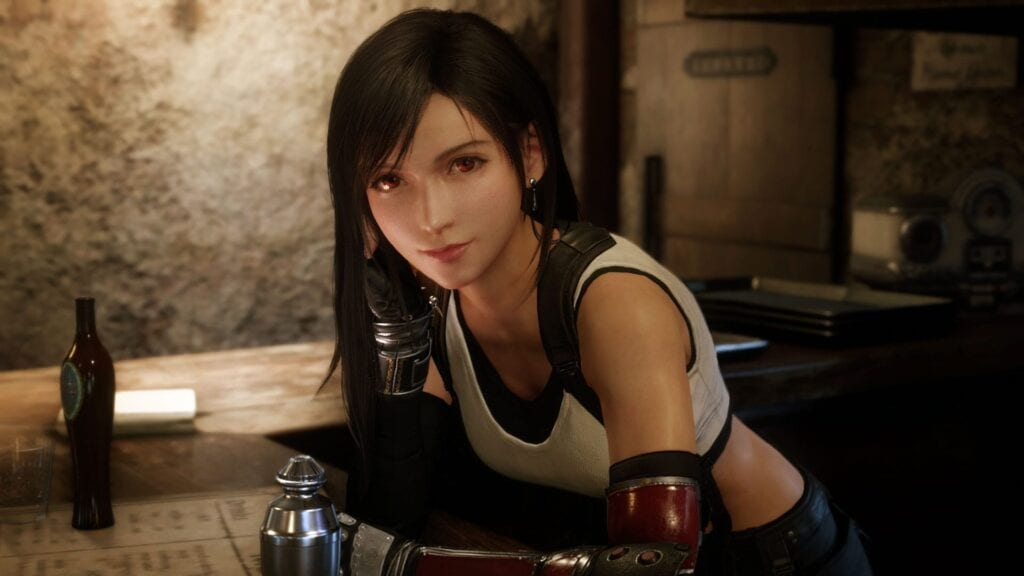 New Final Fantasy VII Remake Leak Reveals Massive File Size On PS4