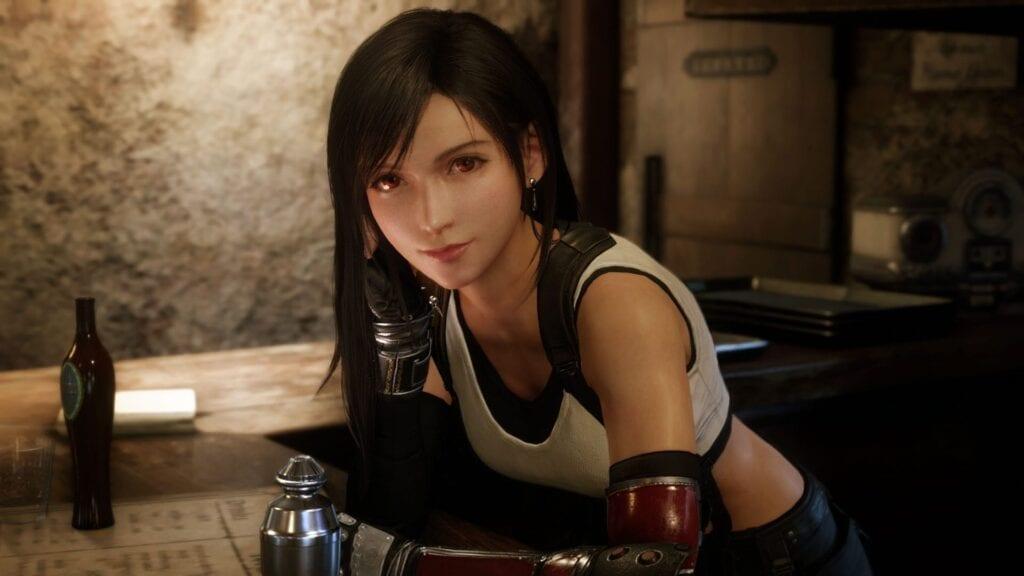New Final Fantasy VII Remake Leak Reveals Massive File Size On PS4