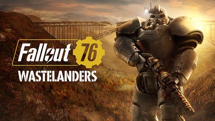Fallout 76 Wastelanders Steam