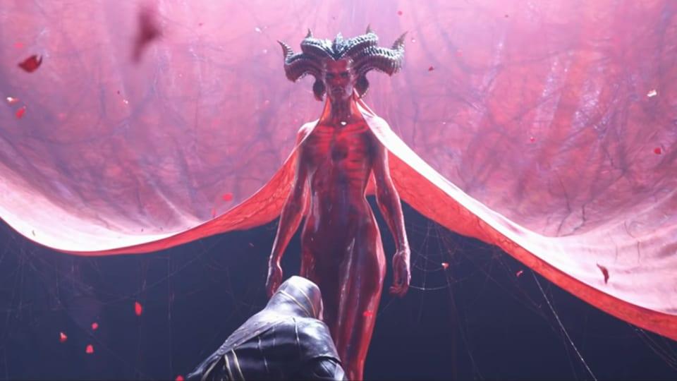 Gears of War Boss Diablo