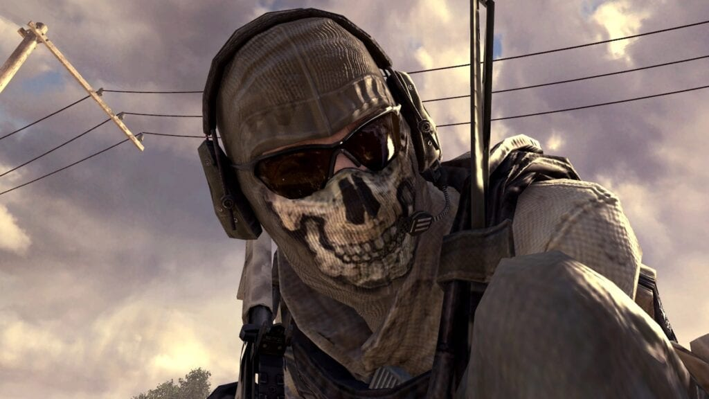Call Of Duty Modern Warfare Teases Return Of Ghost And Rust