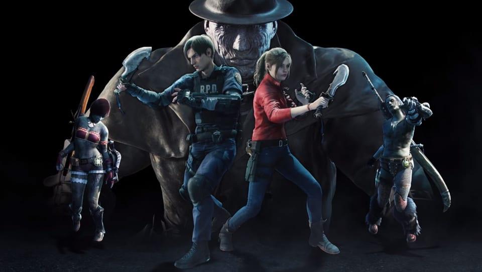 Monster Hunter World x Resident Evil Crossover
