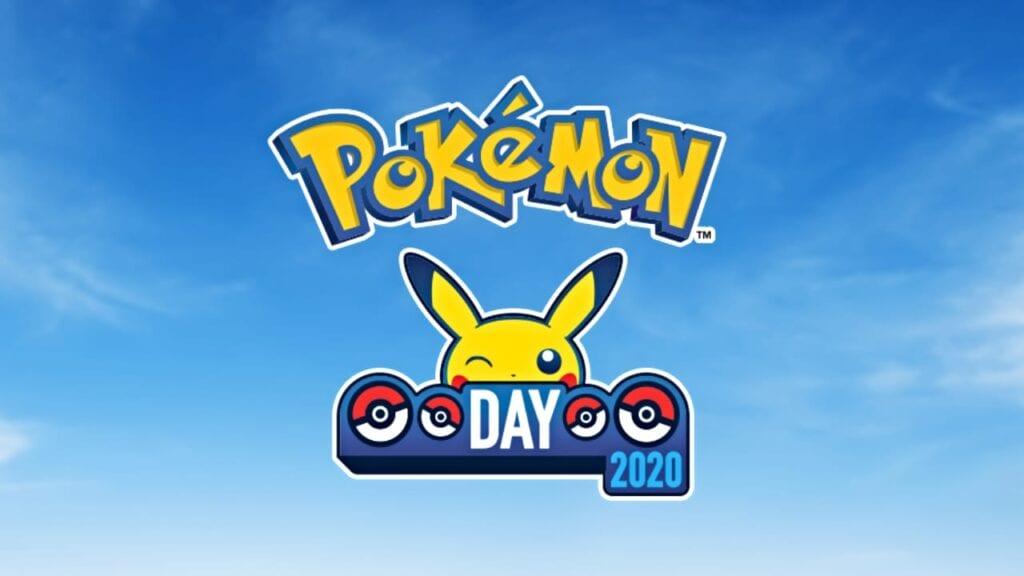 pokemon go pokemon day 2020