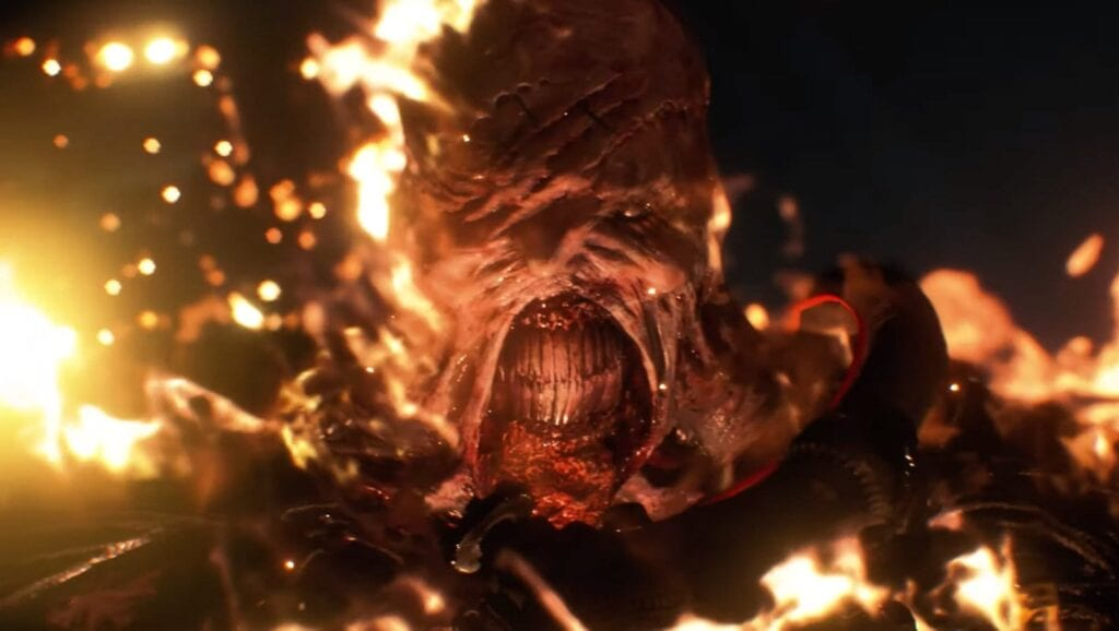 "Resident Evil 3 Devs Aim To ""Surpass"" RE2 Remake's Mr. X With Nemesis"