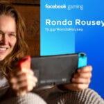 Ronda Rouse Livestreaming