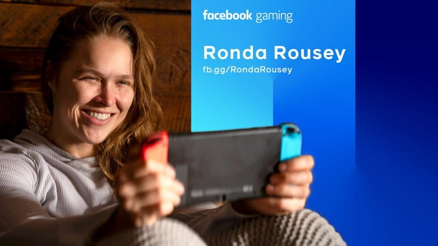 Ronda Rouse Livestreaming