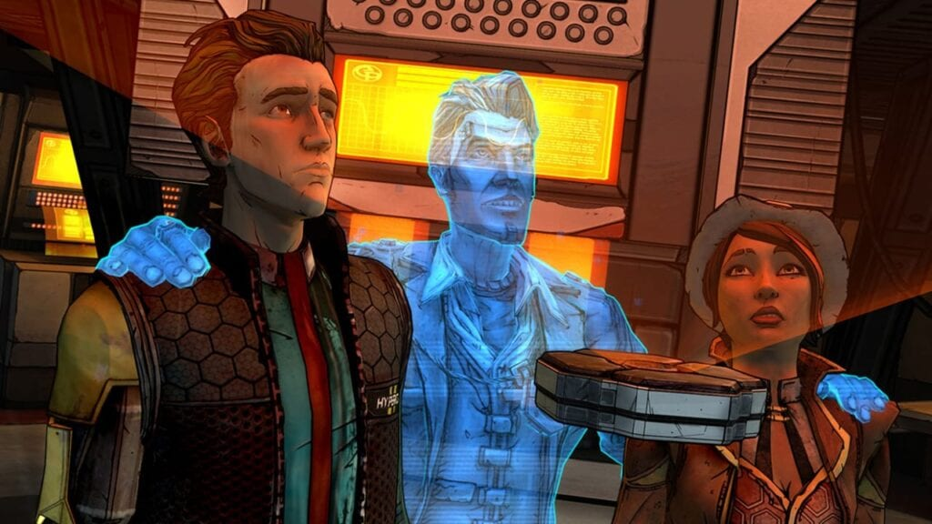 Tales from the Borderlands 2 rumor