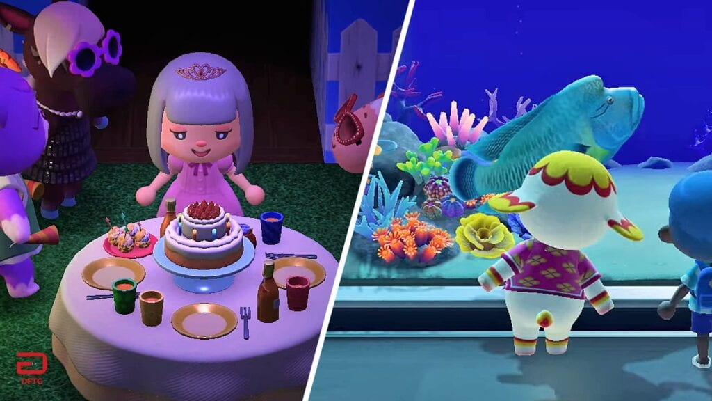 Animal Crossing New Horizons Features Free Updates, Events (VIDEO)