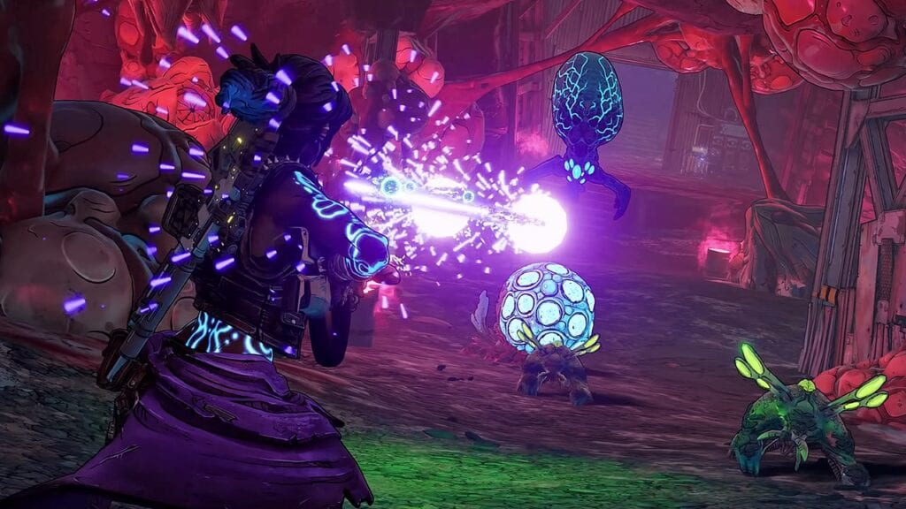 Borderlands 3 'Guns, Love and Tentacles' DLC Revealed (VIDEO)
