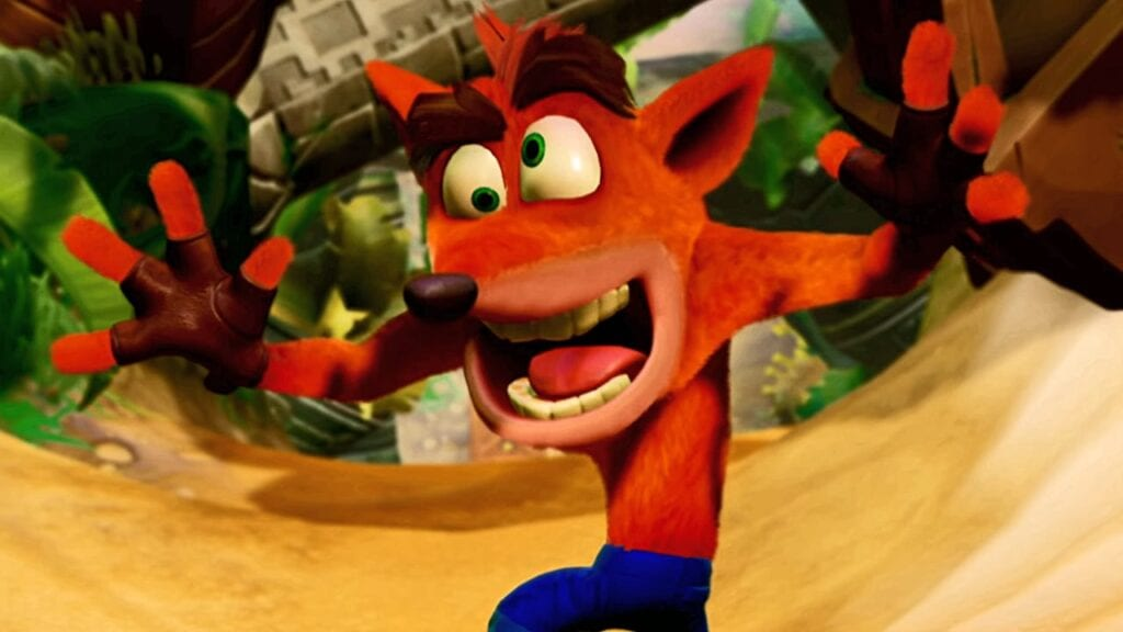 New Crash Bandicoot Game Leaked For Mobile Devices