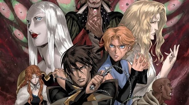 Castlevania Season 3 Release Date Revealed With Epic New Poster