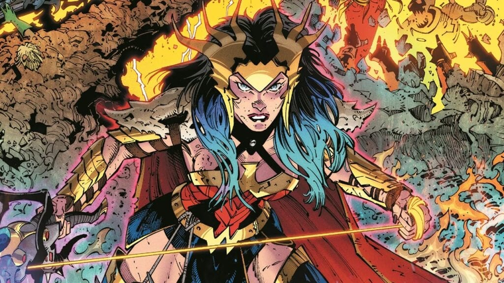 DC Dark Nights: Metal Sequel Death Meta'