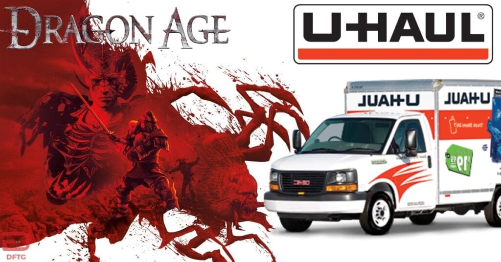 dragon age u-haul bioware