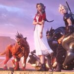 Final Fantasy VII Remake Reveals New Artwork From Outside Midgar