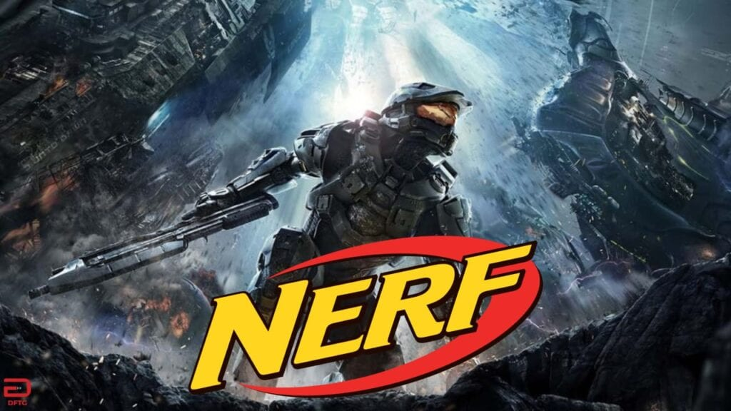 halo nerf master chief