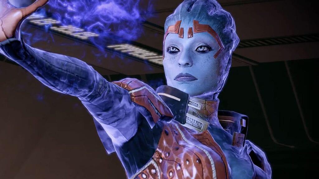 Billie Eilish's Mom Is Samara from Mass Effect 2 & 3 – Mind Blown