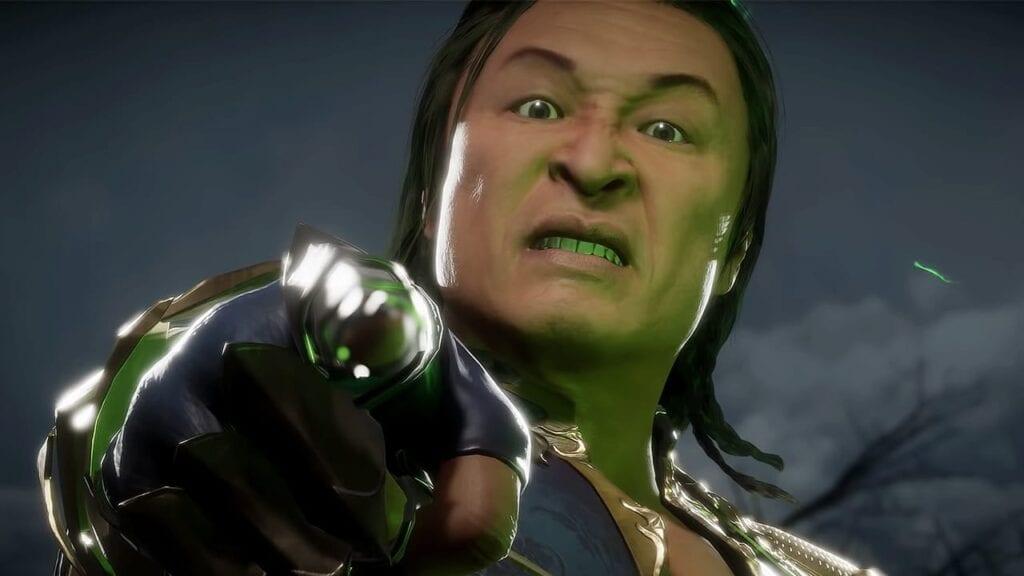 Mortal Kombat 11 Shang Tsung