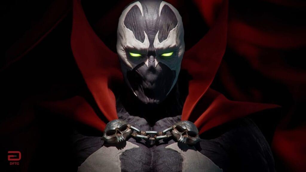 Mortal Komabt 11 Spawn