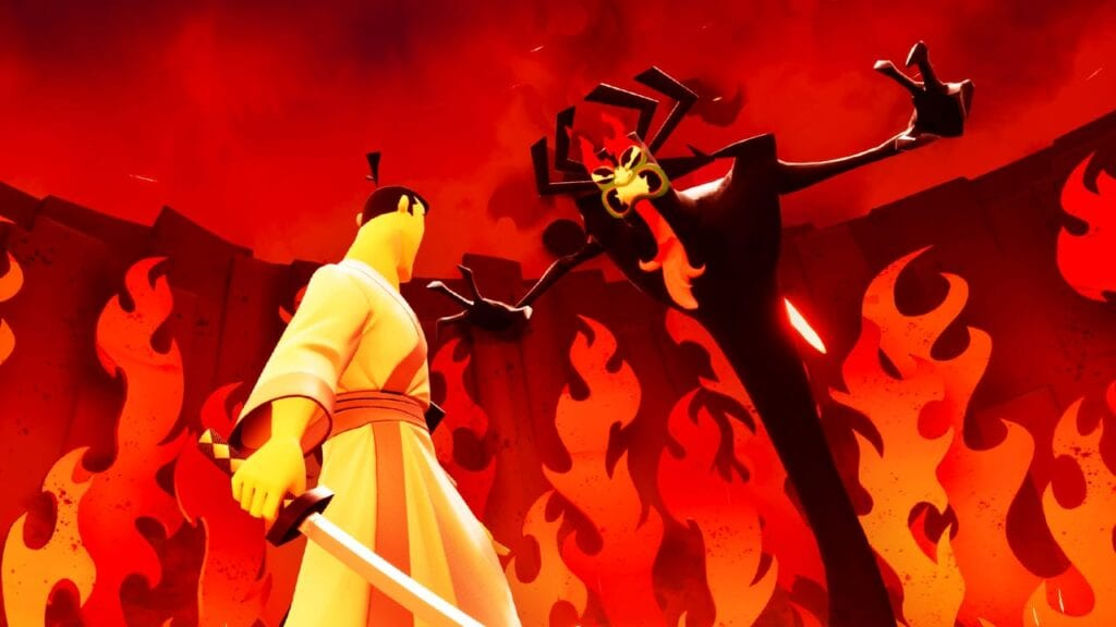 Samurai Jack Game
