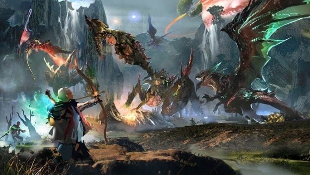 "Scalebound Dev ""Would Love"" To Finish The Game, But It's Up To Microsoft"