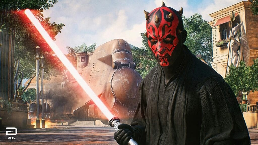 Third EA Star Wars Game