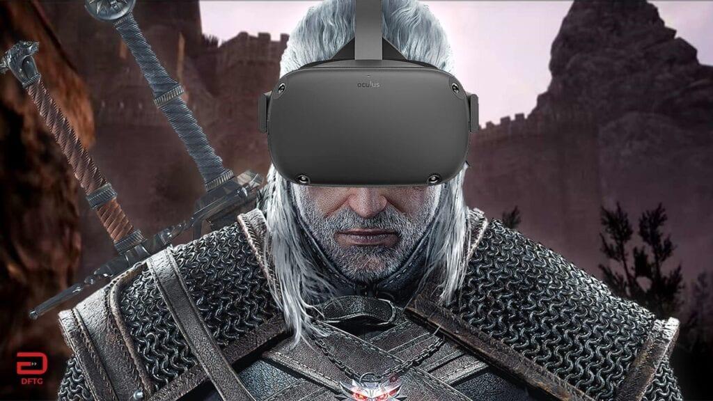 Witcher VR Mod Lets Players Explore Kaer Morhen (VIDEO)
