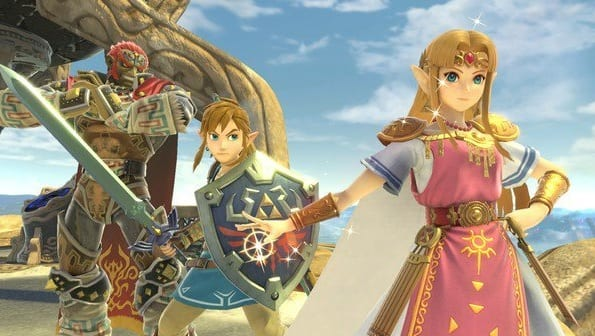 Super Smash Bros. Ultimate Zelda Model Confirmed To Be Extra Thicc