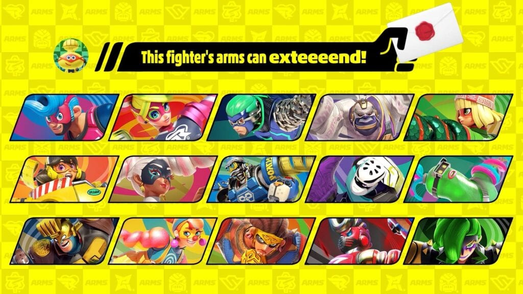 Super Smash Bros. Ultimate Is Getting An Unknown Fighter From ARMS