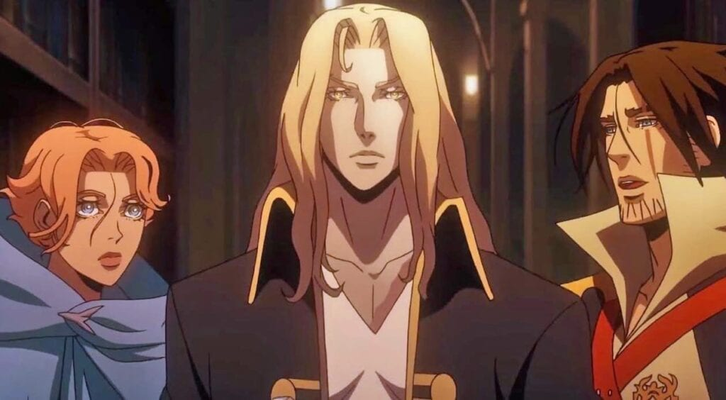 Castlevania Season 4 Confirmed By Netflix