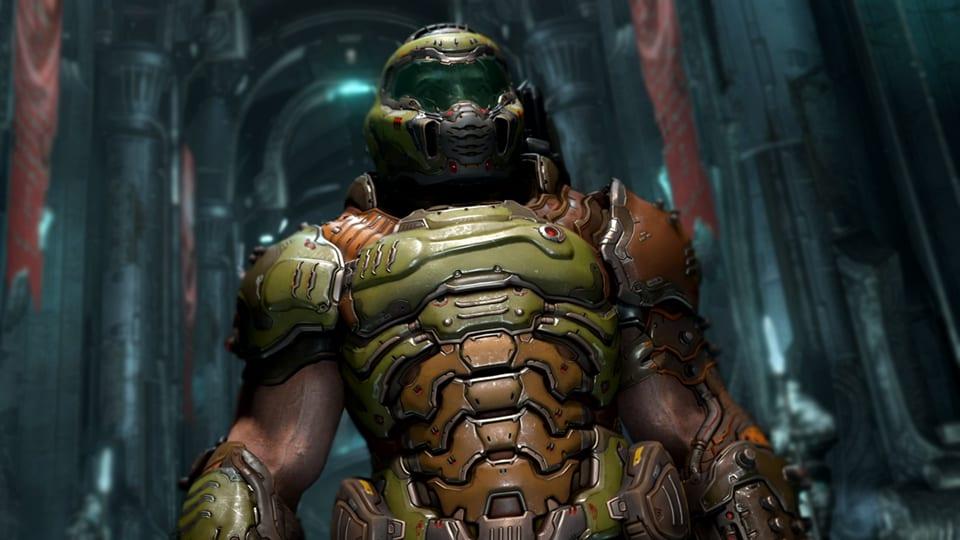 Doom eternal launch trailer