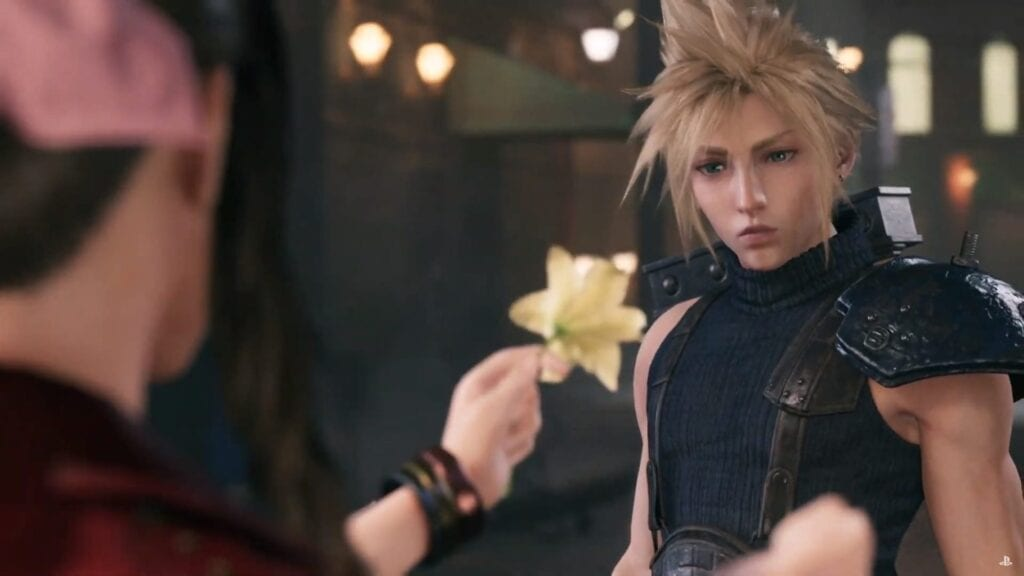Final Fantasy VII Remake: Cloud Will Be Much More Awkward This Time Around
