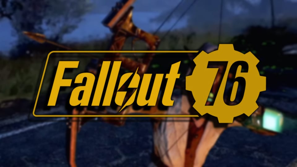Fallout 76 Wastelanders Preview