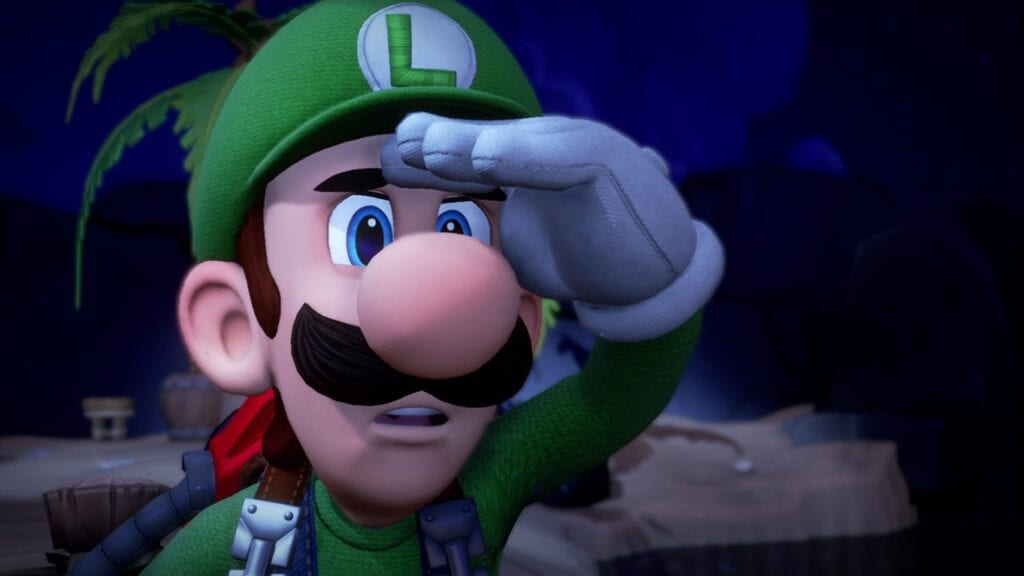 Nintendo Luigi's Mansion 3 DLC