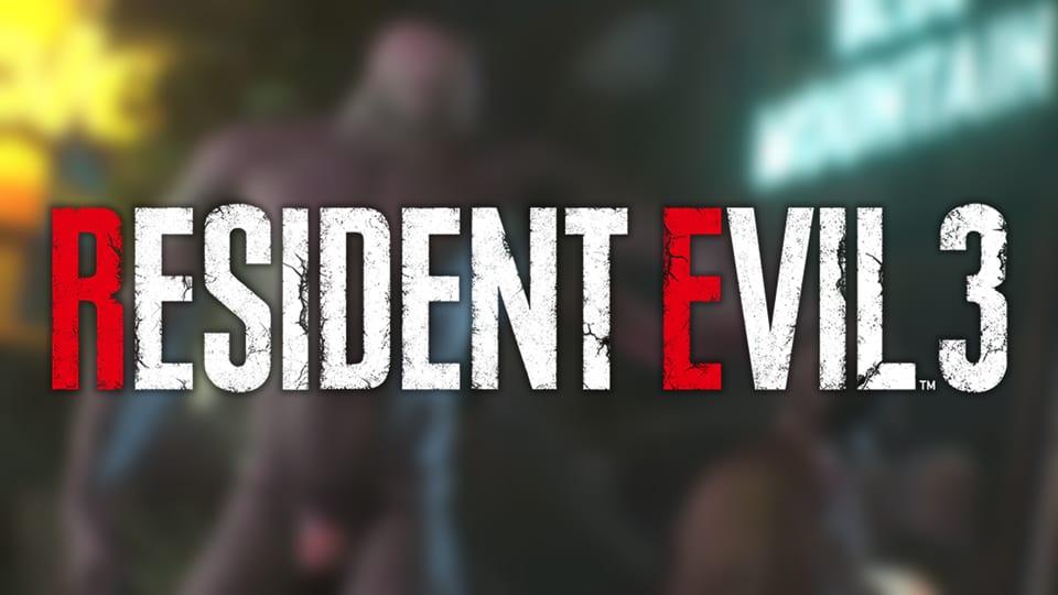 Resident Evil 3 Remake Mod Nemesis Speedo