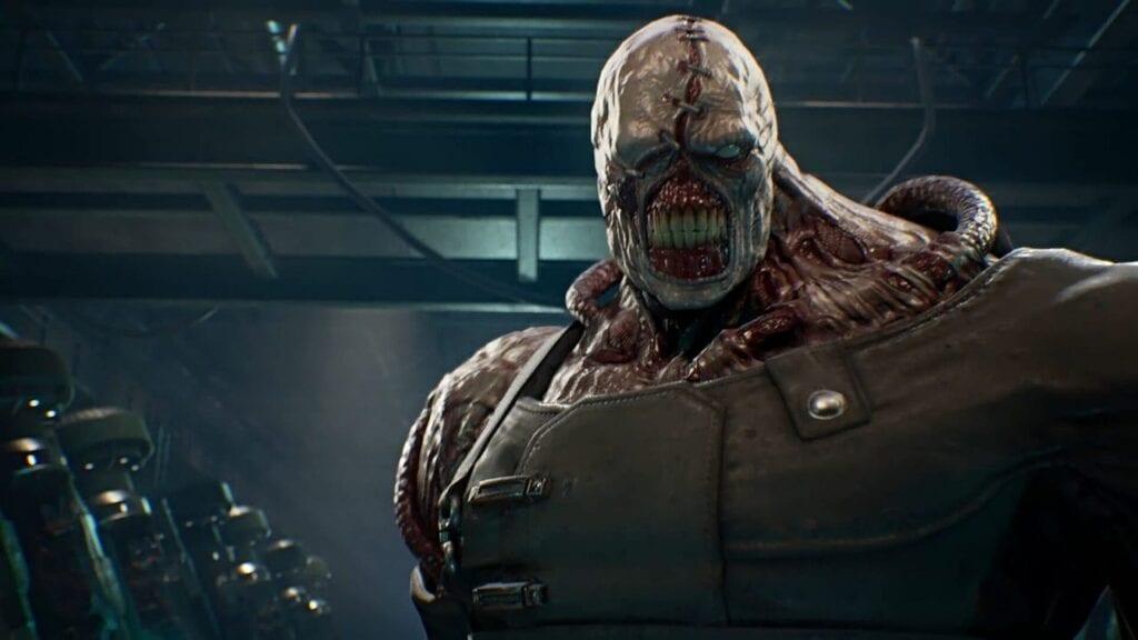 resident evil 3 remake nemesis