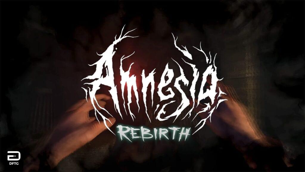 Amnesia: Rebirth Frictional Games