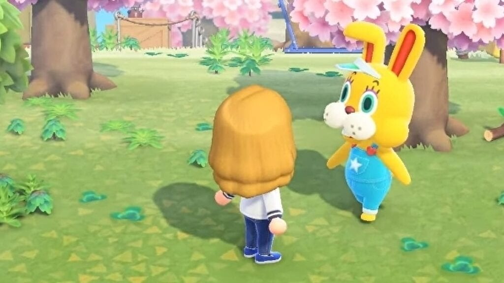 Animal Crossing New Horizons Bunny Day