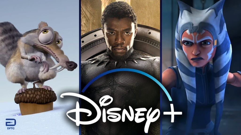 Disney+ March 2020: What's On And What's Gone (VIDEO)