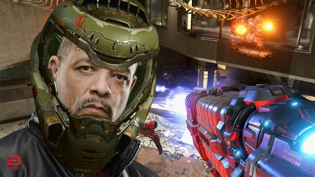 DOOM Eternal Ice-T
