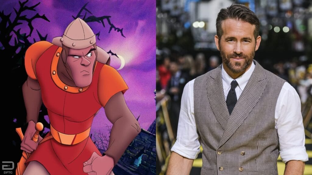 dragon's lair ryan reynolds