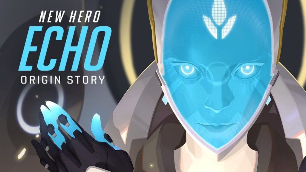 Overwatch Reveals Echo As Newest Upcoming Hero (VIDEO)