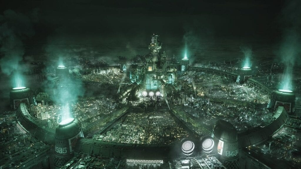 Final Fantasy VII Remake Will Let Players Explore The Upper Layer Of Midgar